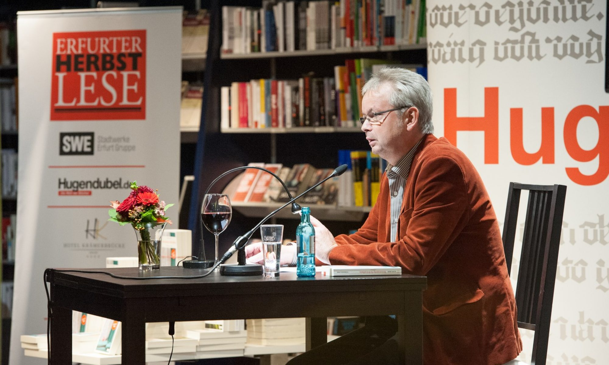 Klaus Jägers Schreibstube